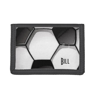 Soccer Design Wallet