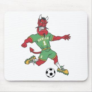 Soccer Devil Mousepads