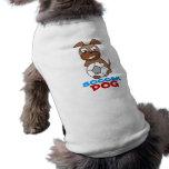 Soccer Dog Pet Clothing