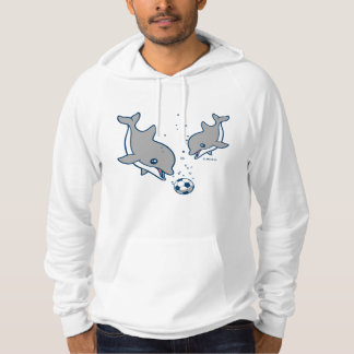 Soccer Dolphins Hoodie