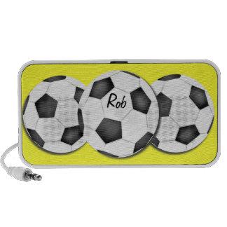 Soccer Doodle Speaker