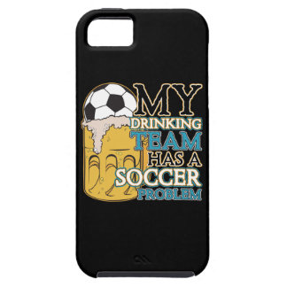 Soccer Drinking Team iPhone 5 Cases