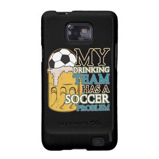 Soccer Drinking Team Samsung Galaxy S2 Case