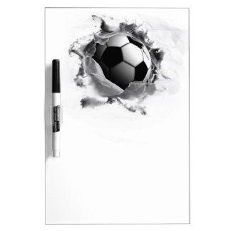 Soccer Dry-Erase Board