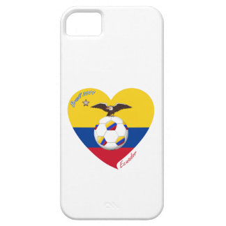 "Soccer ""ECUADOR"". Ecuadorian National Soccer Team iPhone SE/5/5s Case"