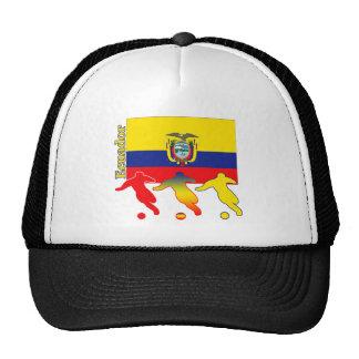 Soccer Ecuador Trucker Hat