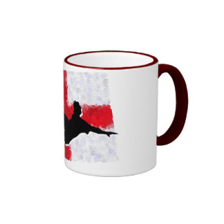 Soccer-England Coffee Mugs