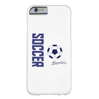 Soccer Essentials Case (blue)