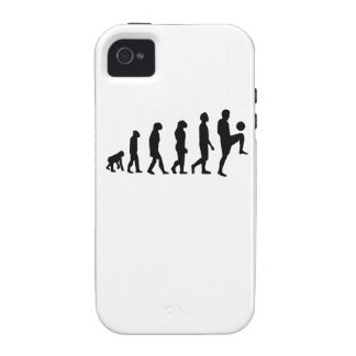 Soccer Evolution Case-Mate iPhone 4 Cover