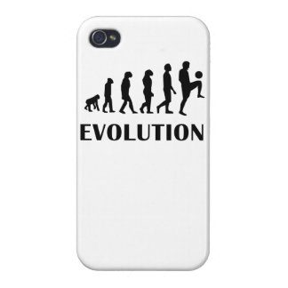 Soccer Evolution Cover For iPhone 4