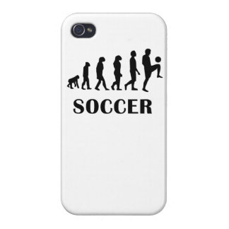 Soccer Evolution Covers For iPhone 4