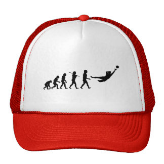 Soccer Evolution Fun Sports Mesh Hat