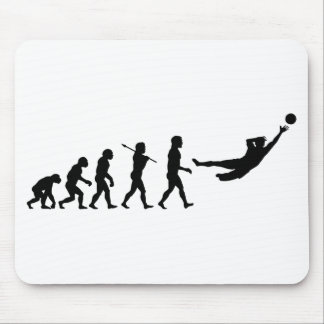 Soccer Evolution Fun Sports Mouse Pads