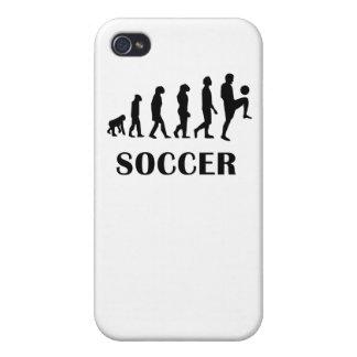 Soccer Evolution iPhone 4/4S Case