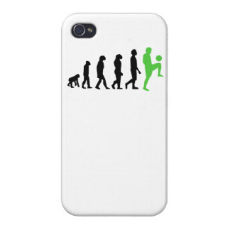 Soccer Evolution iPhone 4 Case