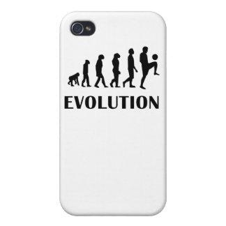 Soccer Evolution iPhone 4 Cases