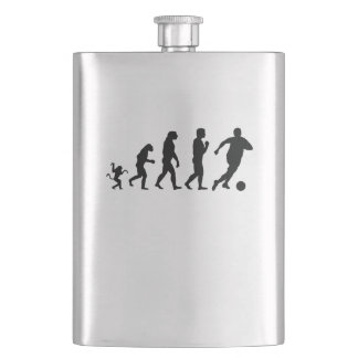 Soccer  evolution, #Soccer Flask