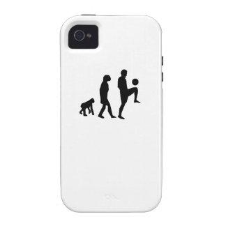 Soccer Evolution Vibe iPhone 4 Case