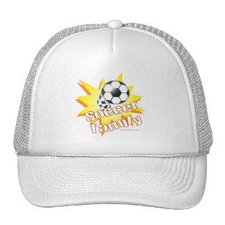 Soccer Family Trucker Hats