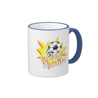 Soccer Family Coffee Mugs