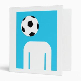 Soccer Fan Binder
