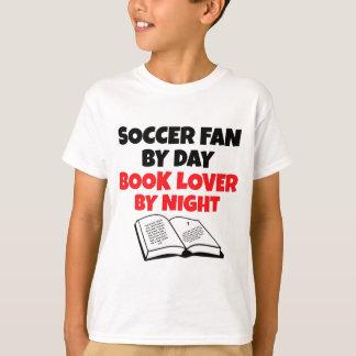 Soccer Fan Book Lover T-Shirt