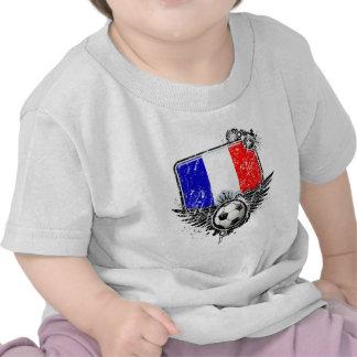 Soccer fan France Tshirt