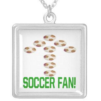Soccer Fan Necklace