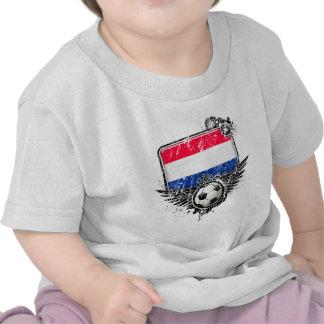 Soccer fan Netherlands T-shirt
