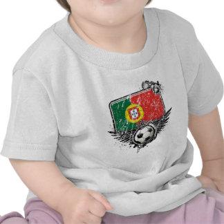 Soccer fan Portugal Tshirts