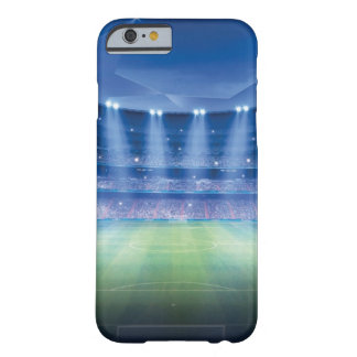 Soccer Field Barely There iPhone 6 Case
