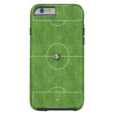 Soccer Field Case Cover