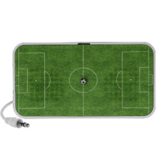 Soccer Field Case Cover Portable Speakers