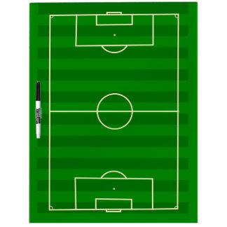 Soccer Field Dry-Erase Board