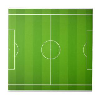 Soccer field Football Ceramic Tile