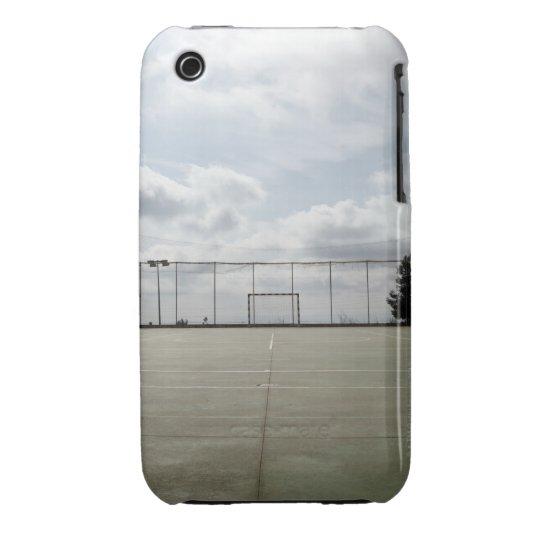 Soccer field in Barcelona, Spain Case-Mate iPhone 3 Case
