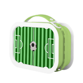 Soccer Field Lunchbox - Soccer Gifts for Kids