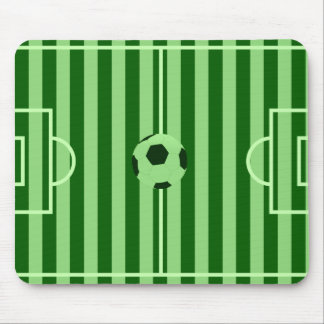 Soccer Field Mousepad - Soccer Themed Gifts