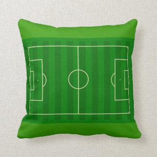 Soccer Field Pillows