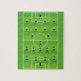 Soccer Field Jigsaw Puzzles