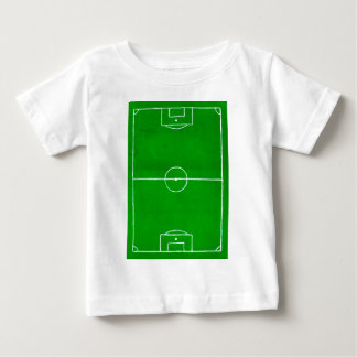 Soccer Field Sketch2 Baby T-Shirt