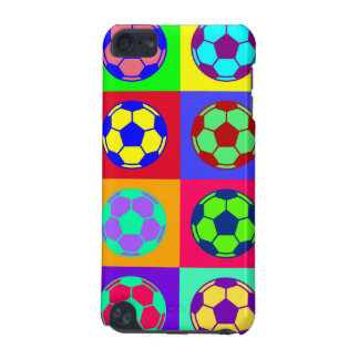 Soccer/ Football Art iPod Touch (5th Generation) Cases