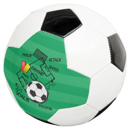 Soccer Football Attack Goal Soccer Ball