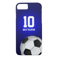 Soccer | Football Best Player No. iPhone 7 Case