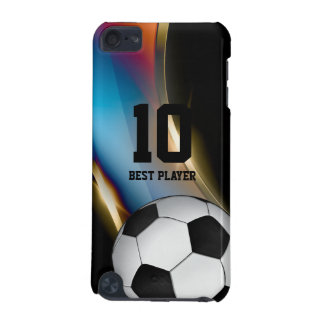 Soccer | Football Best Player No. iPod Touch 5G Cover