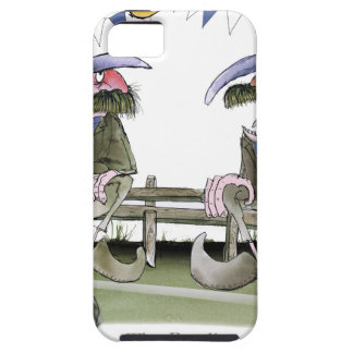 soccer football blues pundits iPhone SE/5/5s case