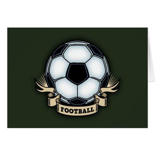 Soccer Football Card