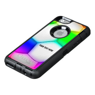 Soccer | Football Colorful Girly Gift OtterBox Defender iPhone Case