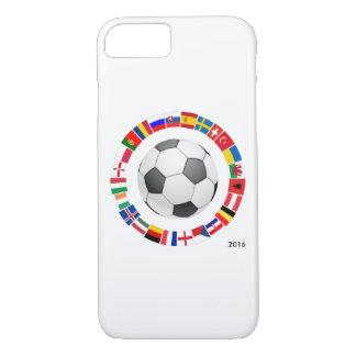 Soccer Football European Championship 2016 iPhone 8/7 Case