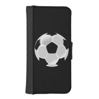 Soccer Football Futbol Ball iPhone SE/5/5s Wallet Case